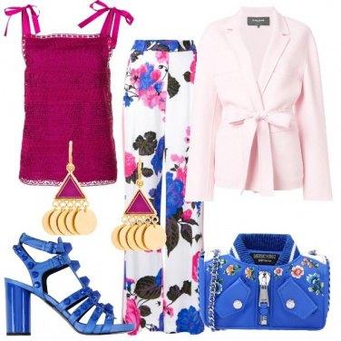 Outfit Una borsa fantasiosa