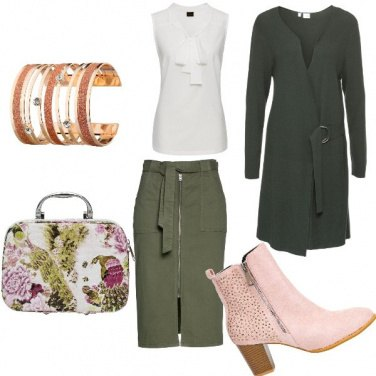 Outfit Military moods