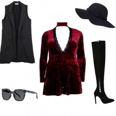 Outfit Otfits seducente