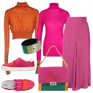 Outfit In tre colori