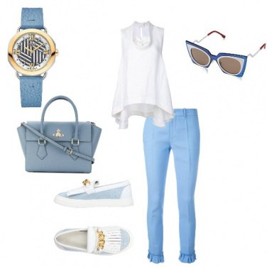 Outfit Luxury day