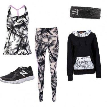 Outfit Lezione di zumba fitness