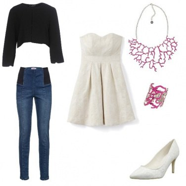 Outfit Pink coral