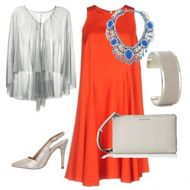 Outfit Ghiaccio elegante