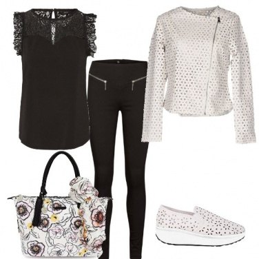 Outfit Romantic Dark