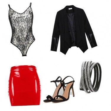 Outfit Sexy, elegante