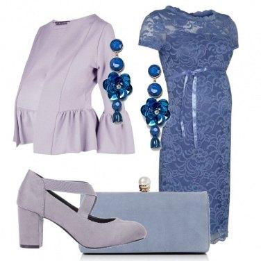 Outfit Mamma che eleganza