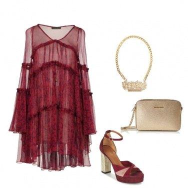Outfit Cerimonia con brio