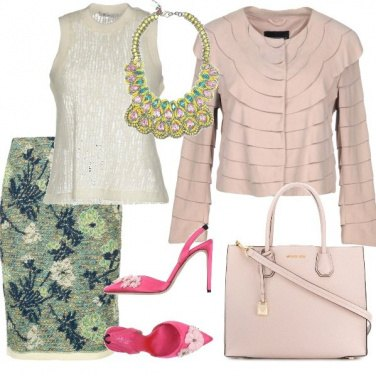 Outfit quotidianamente chic