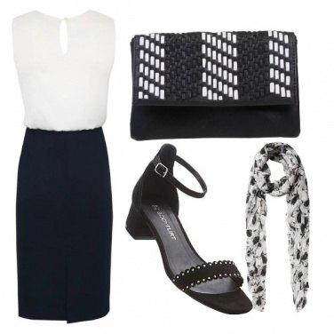Outfit Eleganza e comodita
