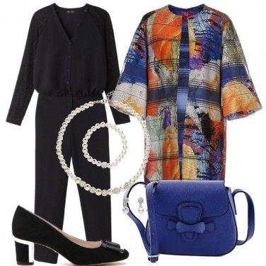Outfit Jumpsuit elegante
