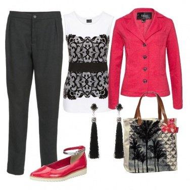 Outfit Dall\'ufficio all\'aperitivo