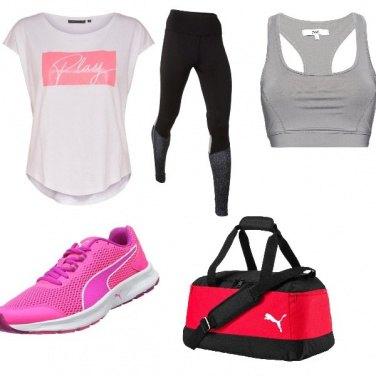 Outfit Sport sportivamente