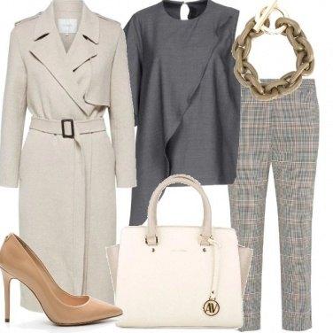 Outfit Misto lana