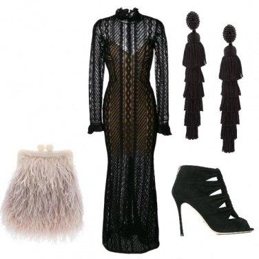 Outfit Outfit da riccanza