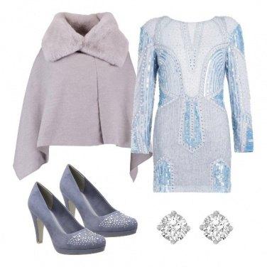 Outfit Come Elsa