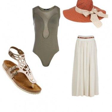 Outfit Passeggiata sul lago