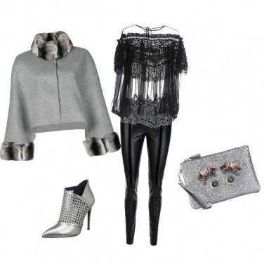 Outfit Serata di festa