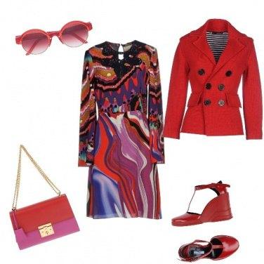 Outfit Ufficio in colore