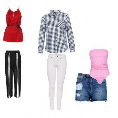 Outfit 3 outfits fashion