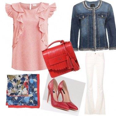 Outfit Bon Ton #605