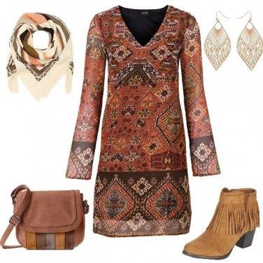 Outfit Passeggiata per mercatini