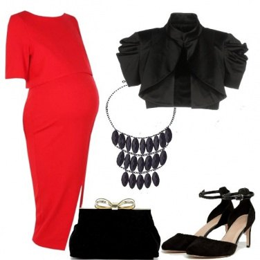 Outfit Mamma stilosa