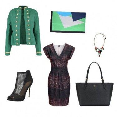 Outfit Per chi osa col colore