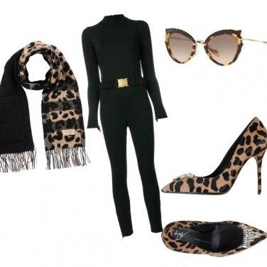 Outfit Maculato, per un primo appuntamento