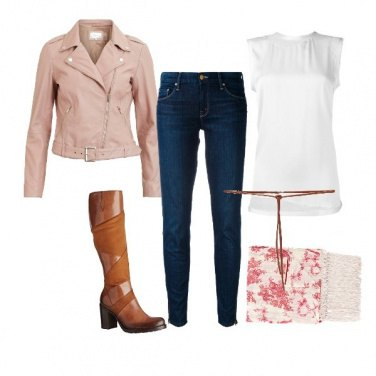 Outfit Country but Chic