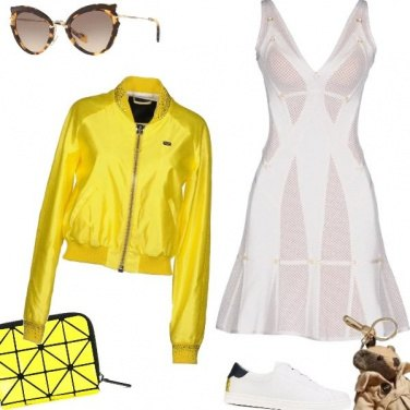 Outfit Sportiva con eleganza