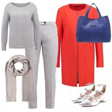 Outfit Neutro vs colore