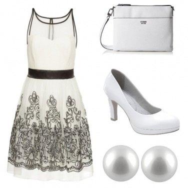 Outfit Bon ton chic