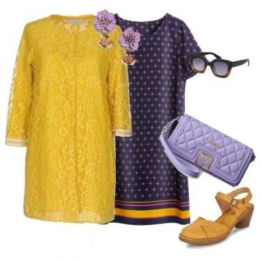 Outfit Cool springtime