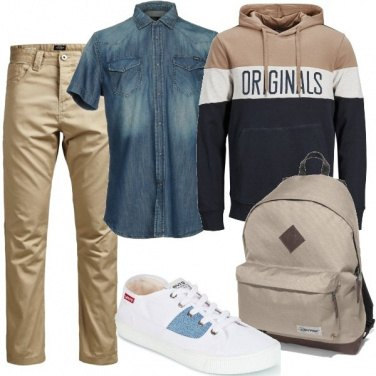 Outfit Fuori per il week-end
