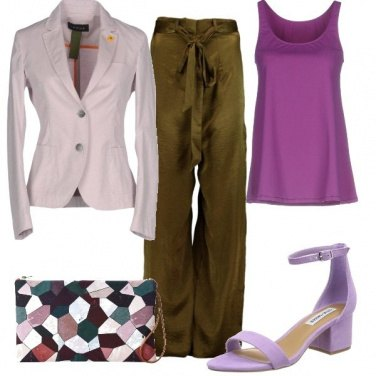 Outfit Morbida chic