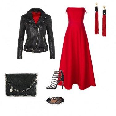 Outfit sbarazzina ed elegante