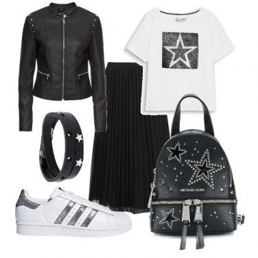 Outfit trendy star