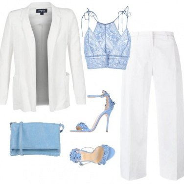 Outfit Spring chic