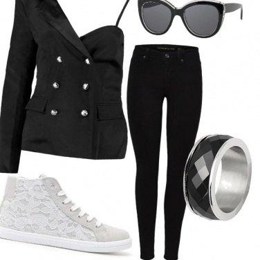 Outfit Fashion girl