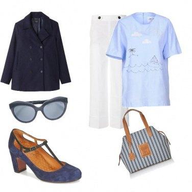 Outfit Una passeggiata in riva al mar!!!