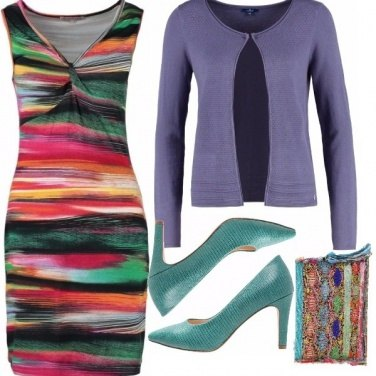 Outfit Multicolor