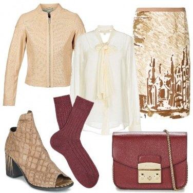 Outfit La gonna vintage