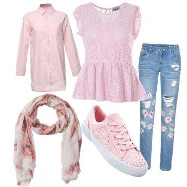 Outfit Al cinema con le amiche