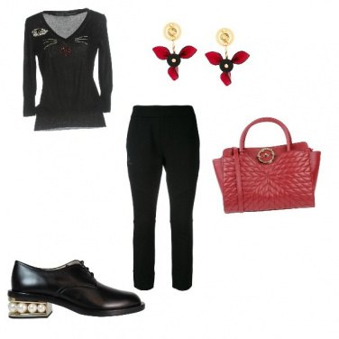 Outfit Basic #1564