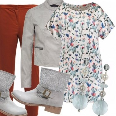 Outfit Over and over style - Curvy