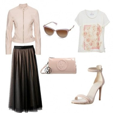 Outfit Rock\'n\'Pink!