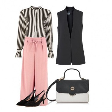 Outfit Ufficio alla moda