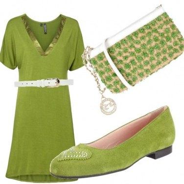 Outfit Semplice e d\'effetto