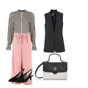 Outfit Eleganza in ufficio